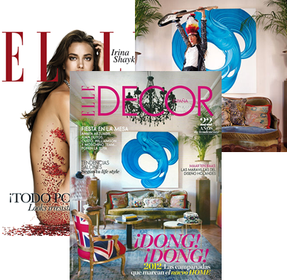 Elle Decor magizine