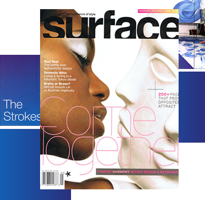 Surface magizine